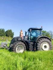 Valtra S394 Twin Track Reverse Drive (ST10046)