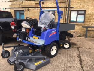 3M000266 New 2020 Iseki SF224 4WD Out Front Mower