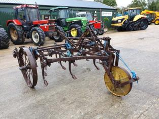 RANSOMES 13 TYNE TRAILED CULTIVATOR