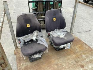 Choice of 2 JCB Seats