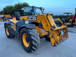 2014 JCB 536-60 AGRI SUPER