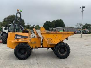 Thwaites 6 Tonne Straight Tip Dumper (ST11527)