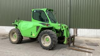 Merlo P34.7 Plus Turbo Farmer Telehandler