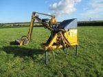 Bomford Hawk 6P Hedgecutter