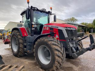T2027881 2021 MF8S.225 EX D7 4WD Tractor