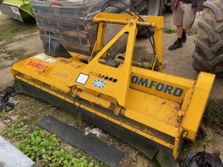 T226742B Bomford Turner B2250 Flail mower