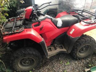 TC000275 2016 Honda TRX500 FA6 4WD ATV