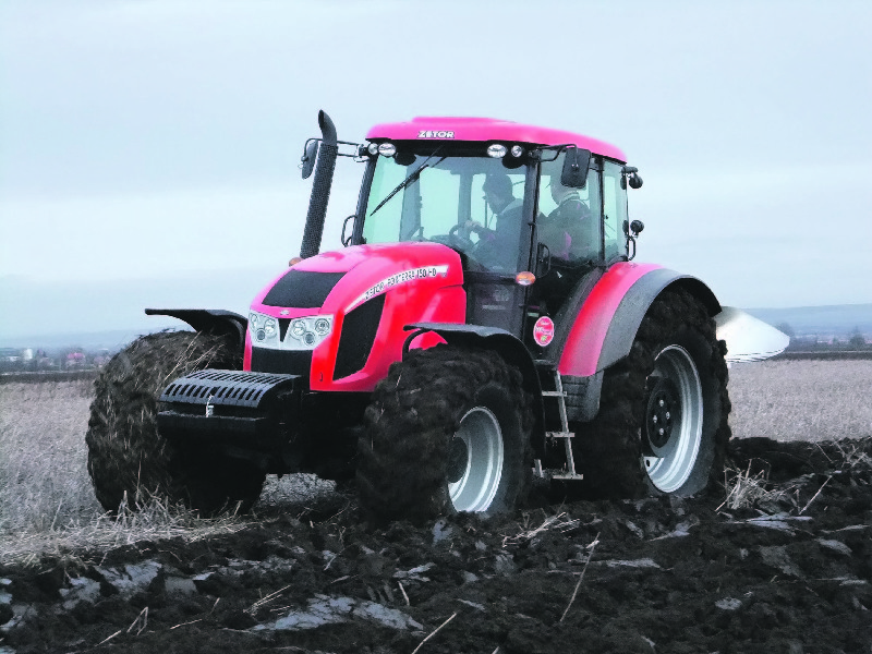 On test: Zetor Forterra gains wider appeal