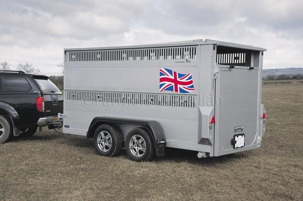 HIGH SPECIFICATION LIVESTOCK TRAILER HAS ALL-ROUND APPEAL