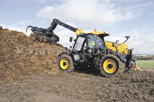 First dedicated ag-spec Cat telehandler takes fight to usual suspects