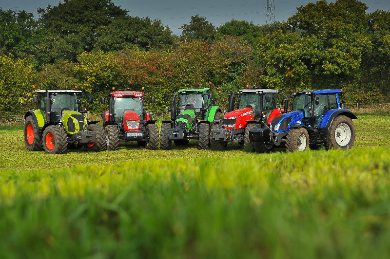 Pocket rocket tractor test: Four-cylinder pocket rocket tractors go head to head in five-way battle