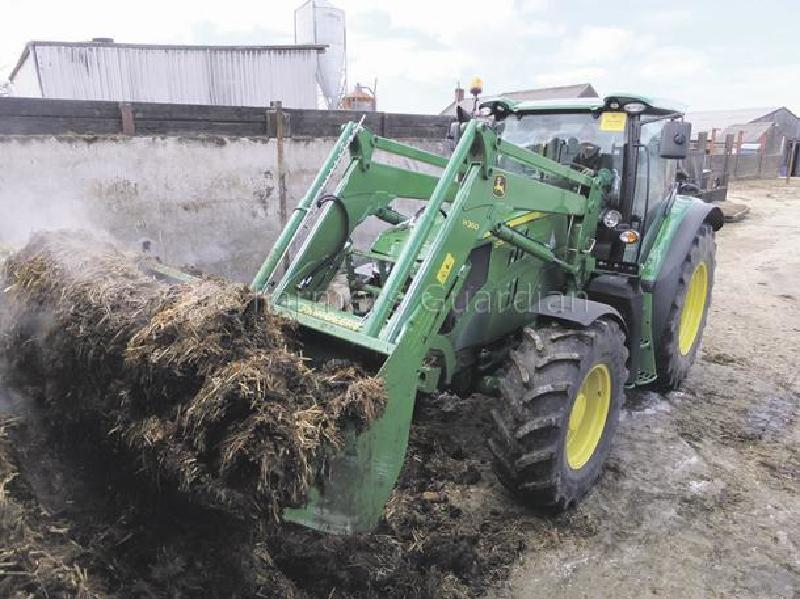 Is a large loader tractor a viable option?