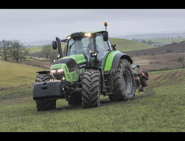 Deutz 7 Series rides into battle to fight for new market share