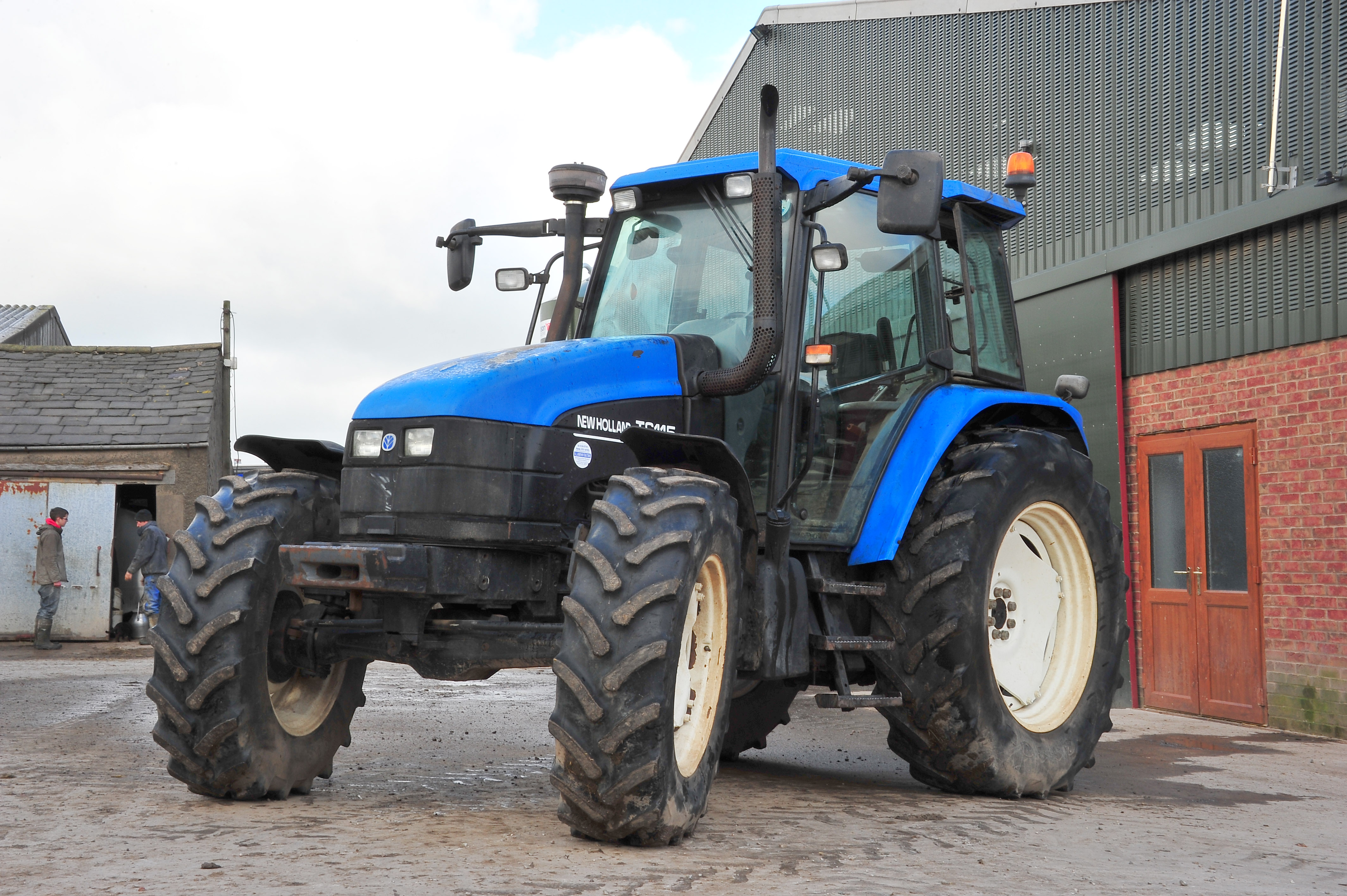 Buyers guide: New Holland TS115 tractor