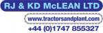 Tractors and Plant Ltd.